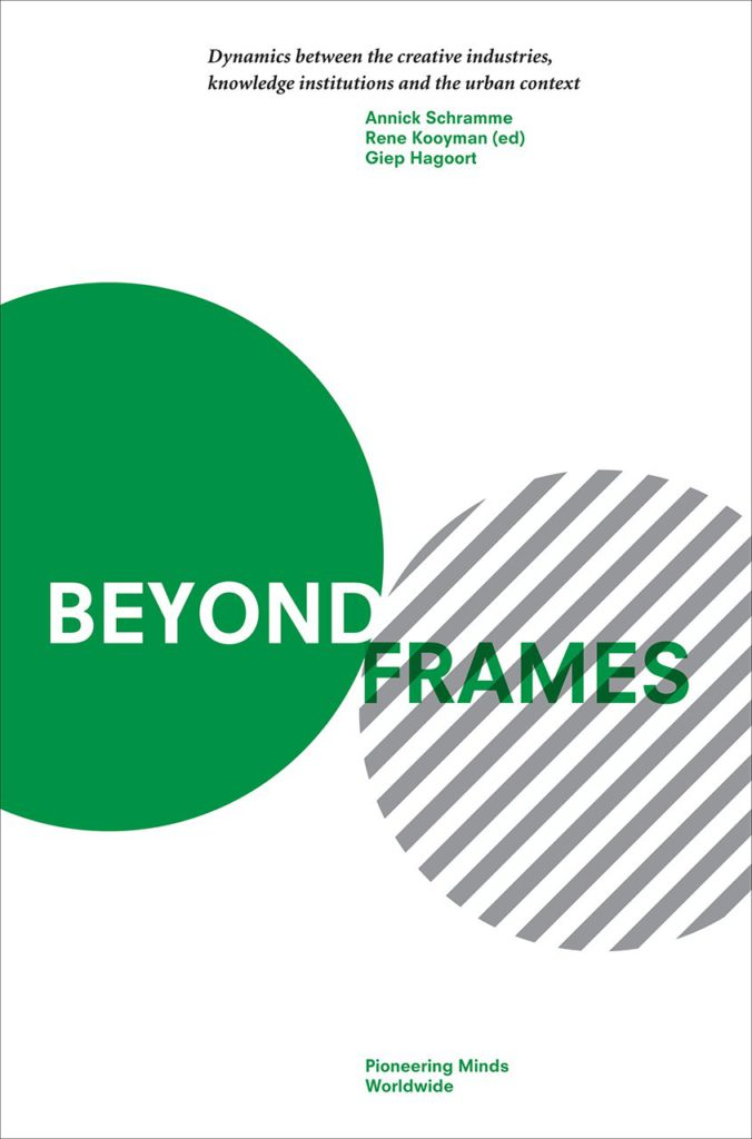Book Cover: Beyond Frames