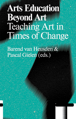 Book Cover: Arts Education Beyond Art
