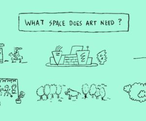 What space does the Art need?