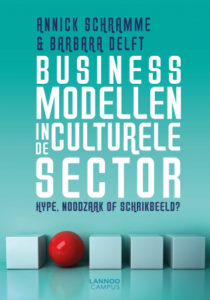 Book Cover: Businessmodellen in de culturele sector