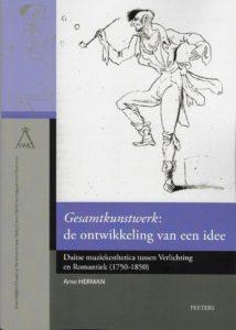 Book Cover: Gesamtkunstwerk: de ontwikkeling van een idee