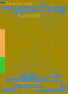 Book Cover: Design Dedication