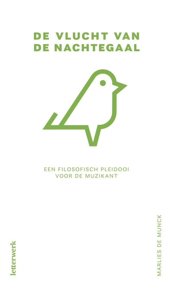 Book Cover: De vlucht van de nachtegaal