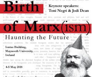 The (re)Birth of Marx(ism): haunting the future