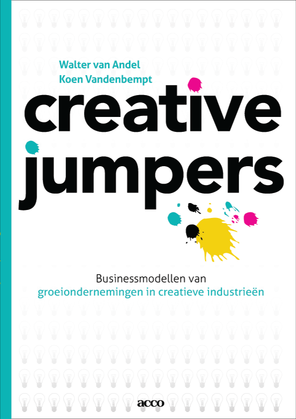 Book Cover: Creative Jumpers