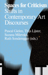 Book Cover: Spaces for Criticism