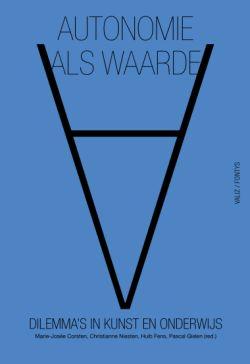 Book Cover: Autonomie als Waarde