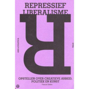 Book Cover: Repressief Liberalisme