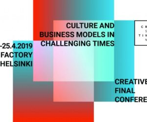 Creative Lenses Final Conference: Culture and Business Models in Challenging Times